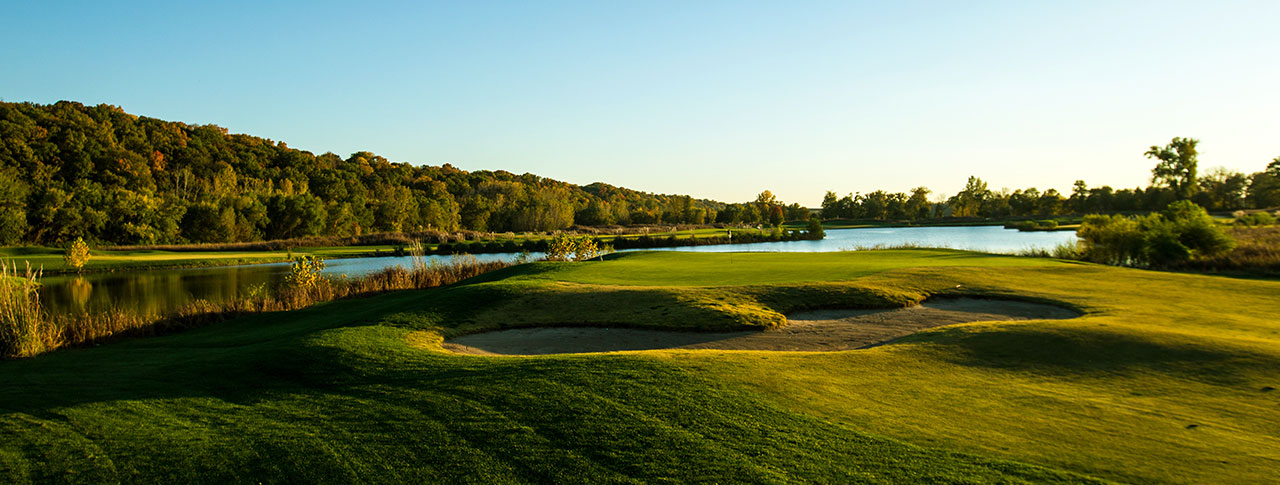 The Quarry at Crystal Springs Golf Club - Maryland Heights, MO